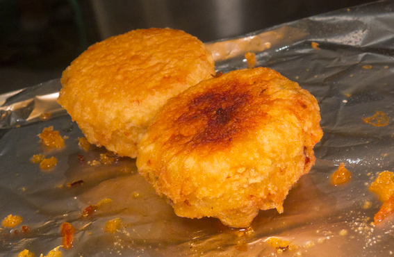 North sea fish mad dog tv dinners for Old fashioned cod fish cakes