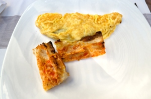 tortilla de butifarra