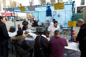 fish stall