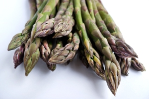 new season asparagus