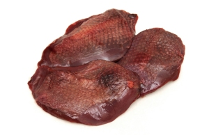 pigeon breasts