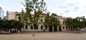 former barracks