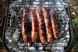 cumberland style sausages