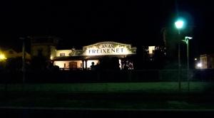 freixenet by night
