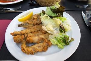 boquerones y sardinas a la malagueña
