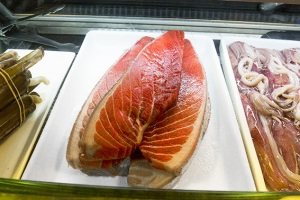 ventresca brutal de atún