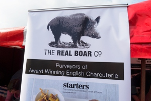 the real boar company