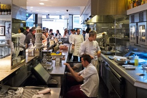 barrafina interior