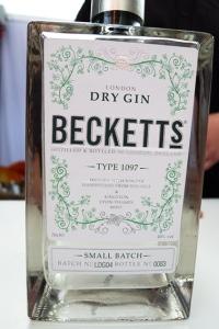 beckett's gin