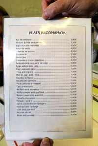 plats recomanats