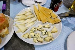 formatges variats