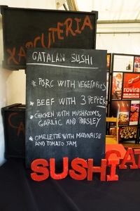 sushi catala