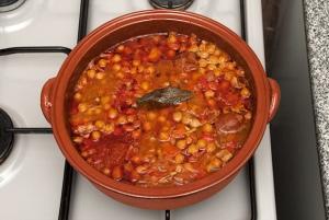 chickpea casserole